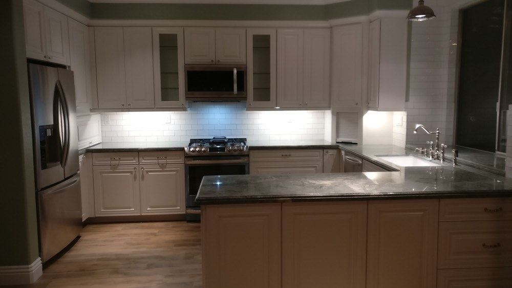 Custom Kitchen Remodeling in San Diego and surrounding areas