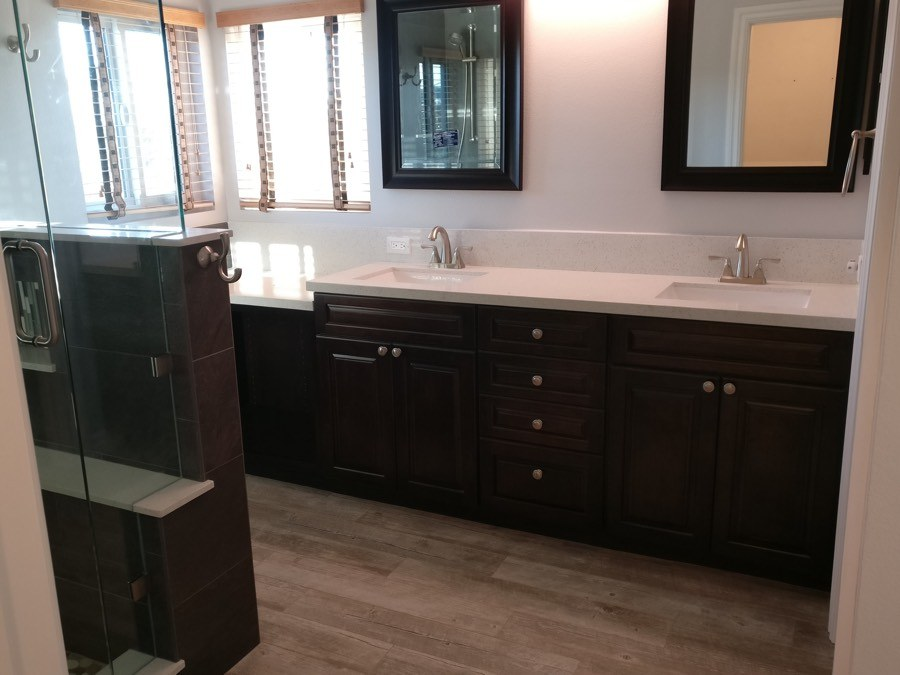 Custom Bathroom Remodelling in San Diego and surrounding areas