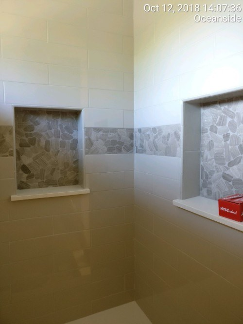 Bathroom Tiles Installation