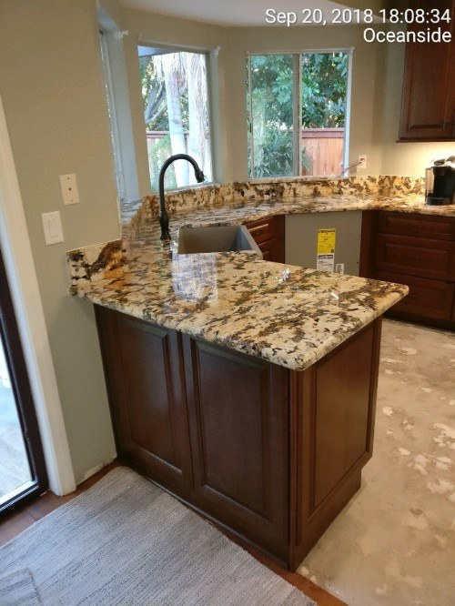 Kitchen Renovation Carlsbad