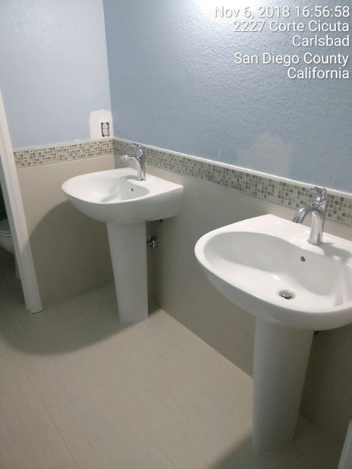 Bathroom Construction